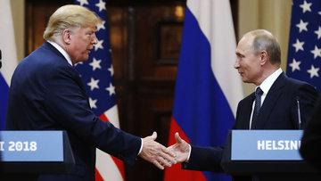 Trump'tan şok sözler: Rusya'nın seçimlere müdahale ettiğini kabul ediyorum