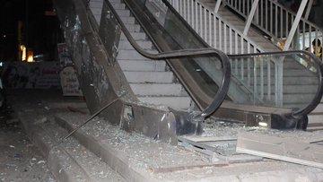 Kerkük'te 4 ayrı ses bombası patladı! 10 kişi yaralandı