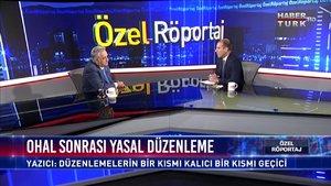 Özel Röportaj - 18 Temmuz 2018 ( AK Parti Genel Başkan Yardımcısı Hayati Yazıcı)