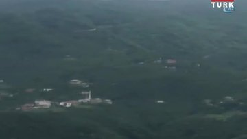Giresun'da teröristlerle sıcak temas: 1 asker ağır yaralı