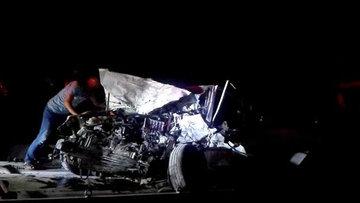 Şanlıurfa'da trafik kazası: 2 ölü, 2 yaralı