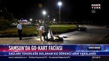 Samsun'da Go-Kart faciası