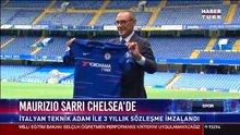Maurizio Sarri Chelsea'de