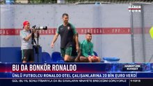 Bu da bonkör Ronaldo