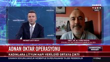 Adnan Oktar operasyonu
