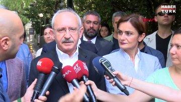 Kılıçdaroğlu'ndan kongre açıklaması