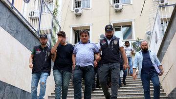 Çinli işadamlarını gasp eten çete yakalandı