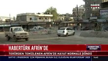 Habertürk Afrin'de