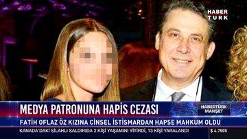 Medya patronuna hapis cezası
