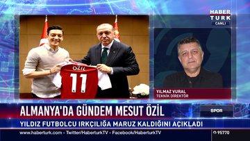 Almanya'da gündem Mesut Özil