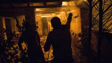 Yunanistan'da yangınlar sürüyor
