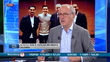 Fatih Altaylı: 'Mesut Özil konusunda bütün kabahat Alman medyasında' - Part 1 (23.07.2018)
