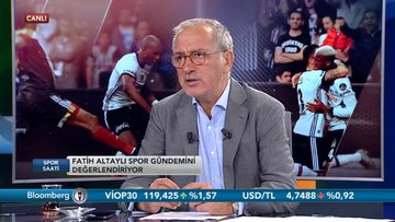 """Fatih Altaylı: """"Beşiktaş'ı zor bir sezon bekliyor"""" - Part 2 (23.07.2018)"""