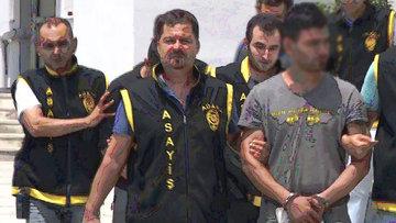 Adana'da otomobil aküsü çalan 2 kişi yakalandı