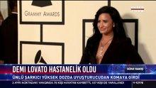 Demi Lovato hastanelik oldu