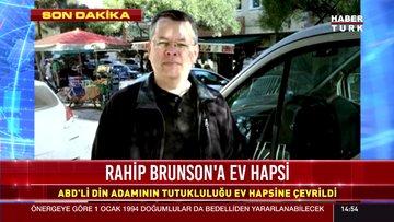 Rahip Brunson'a ev hapsi