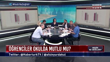 Nedir Ne Değildir? 24 Temmuz 2018 - (Türkiye'de eğitim nereye evriliyor?)