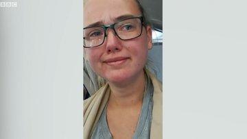 İsveçli aktivist THY uçağındaki Afgan göçmenin sınır dışı edilmesini engelledi