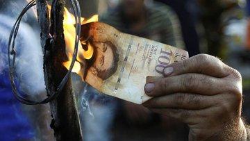 IMF, Venezuela'yı uyardı: Enflasyon yüzde 1 milyona çıkabilir