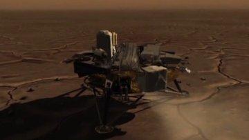Mars'ta bir ilk! Kızıl Gezegen'de hayat var mı?