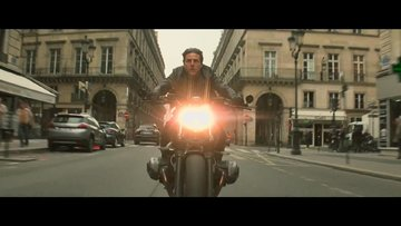 Mission: Impossible - Yansımalar - Türkçe Dublajlı Fragman