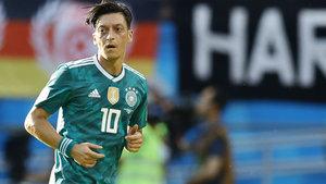Almanya Futbol Federasyonu Başkanı'ndan Mesut Özil itirafı