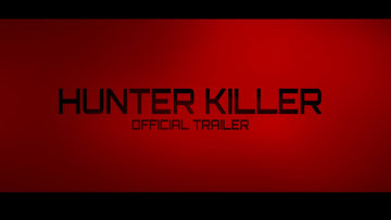 Hunter Killer'dan ilk fragman