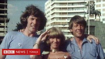 1976 yılında İstanbul, İzmir, Pamukkale, Efes ve Kapadokya
