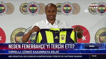 Neden Fenerbahçe'yi tercih etti?