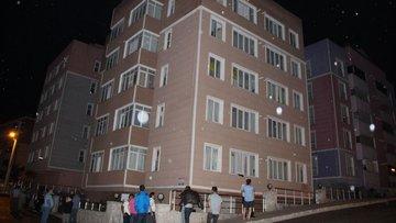 Elektriksiz kalan sitede onlarca kişi mağdur