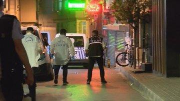 Fatih'te silahlı ve bıçaklı kavga: 1 ölü 1 yaralı