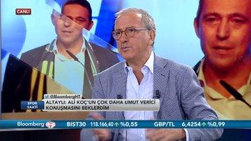 """Fatih Altaylı: """"Ali Koç'un açıklamaları şeffaf ancak Koç biçimi değil"""" - Part 1 (30.07.2018)"""