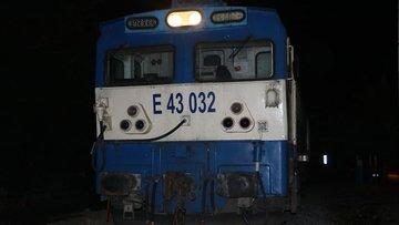 Raylarda alkol aldığı iddia edilen kişiye tren çarptı