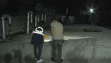 İstanbul'da çatıdan düşen bir kişi hayatını kaybetti