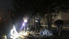Manisa'da trenin çarptığı çoban öldü