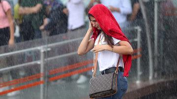Meteoroloji'den İstanbullulara uyarı! O saate dikkat