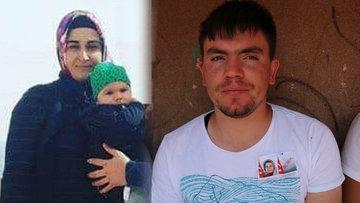 Eşini ve bebeğini teröre kurban veren Astsubay Habertürk'e konuştu