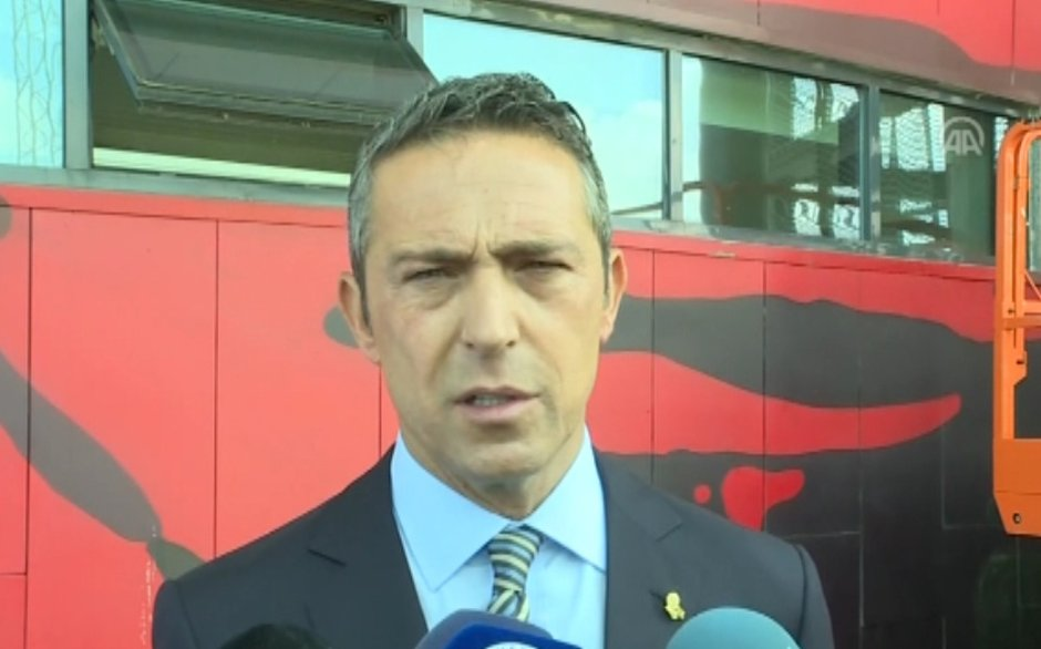 Ali Koç'tan VAR açıklaması: 11 hafta sabredeceğiz