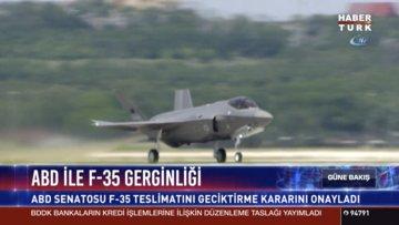 ABD ile F-35 gerginliği