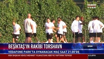 Beşiktaş'ın rakibi Torshavn