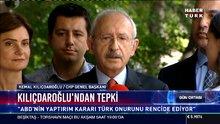 Kılıçdaroğlu'ndan tepki