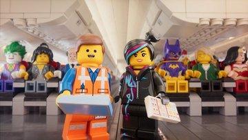 Lego kahramanları THY'nin reklam filminde
