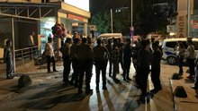 Sakarya'da hastane önünde silahlı saldırı