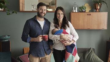Doğum izni bitti! Yeni Zelanda Başbakanı bebeğini BM toplantısına götürecek