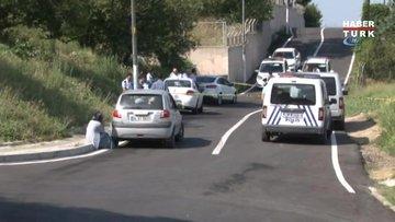 Üsküdar'da bir genç aracının içerisinde ölü bulundu