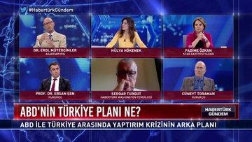 Habertürk Gündem - 4 Ağustos 2018 ( ABD'nin Türkiye yaptırımı ve Türkiye'nin karşılığı)