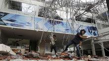 Endonezya'daki depremde ölü sayısı 82'ye yükseldi