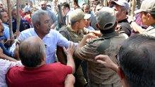 Erzurum'da iki aile arasında sopalı kavga