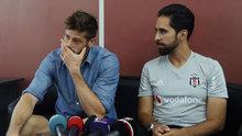 Fabri Beşiktaş'a böyle veda etti