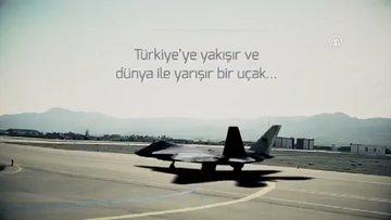 Milli savaş uçağında